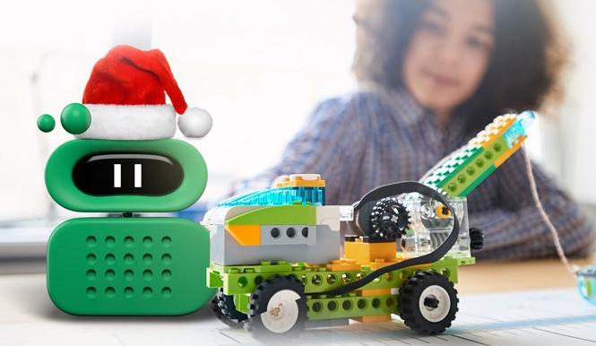 Talleres de Navidad de Robótica en Miranda de Ebro con Bebot