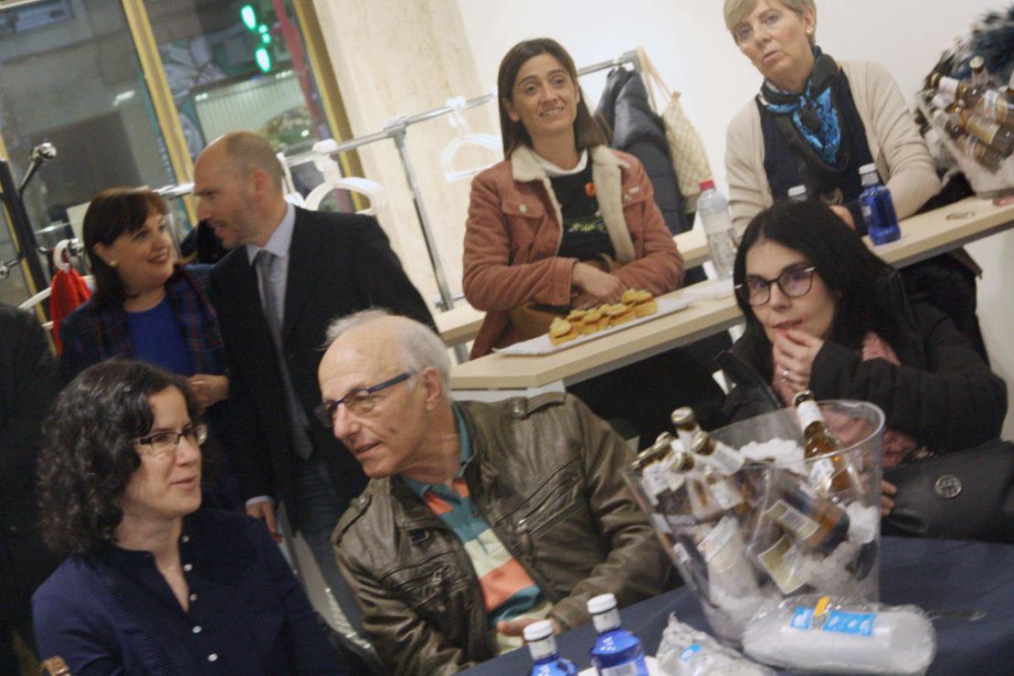 Ciencia entre Fogones se desarrolla en un ambiente distendido donde los asistentes tienen una relación de proximidad con el ponente