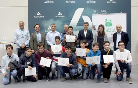 Participantes Bebot First 2018 -2019