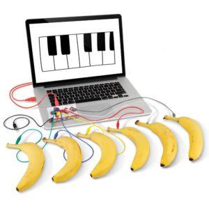 Para los más pequeños, Bit Academy presentará curiosidades como este piano musical