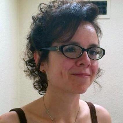La investigadora Yolanda Nuñez de CTME (Miranda de Ebro)